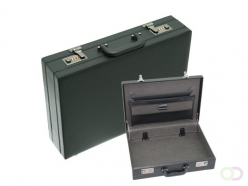 Attaché-case Rillstab Alpha noir