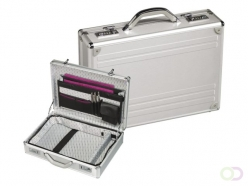Attaché-case Rillstab Maxi aluminium
