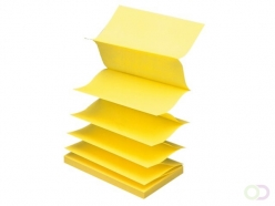 Bloc-mémos Post-it Z-Notes R350 76x127mm jaune