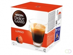 Café Lungo Dolce Gusto 16 capsules