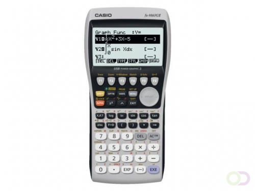 Calculatrice Casio FX-9860GII USB Power Graphic 2