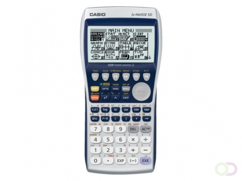 Calculatrice Casio FX-9860GII-SD