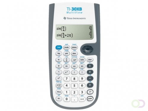 Calculatrice TI-30XB MultiView