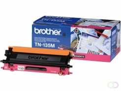 Cartouche toner Brother TN-135M rouge