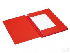 Chemise Jalema Secolor 225g in-folio rouge