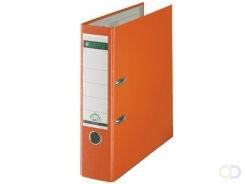 Classeur à levier Leitz 1010 A4 80mm PP orange