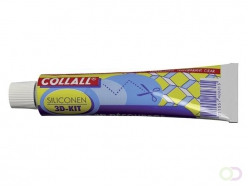 Colle silicone Collall 3D kit 80ml