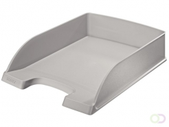 Corbeille à courrier Leitz 5227 Plus Standard gris