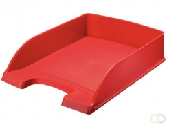 Corbeille à courrier Leitz 5227 Plus Standard rouge