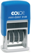Tampon Dateur Colop S120 Mini-Dater 4mm