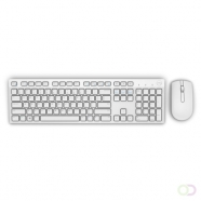 DELL KM636 RF Draadloos AZERTY Frans Wit