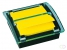Distributeur Post-it Z-Notes C2014 76x76mm noir/transparent
