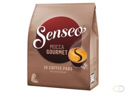 Dosettes Douwe Egberts Senseo Mocca Gourmet 36 pièces