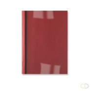 GBC ThermaBind Leathergrain Cover 4mm Red (100)
