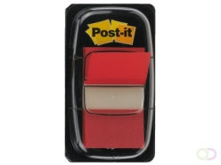 Marque-pages 3M Post-it 6801 rouge
