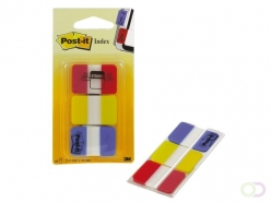 Marque-pages 3M Post-it 686RYB strong rouge/jaune/bleu