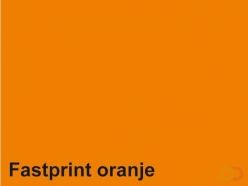 Papier copieur Fastprint A4 160g orange 250 feuilles