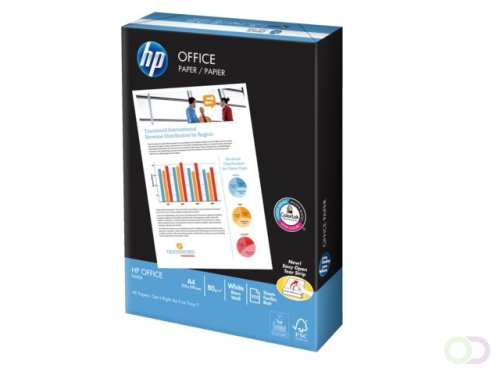 Papier copieur HP CHP110 Office A4 80g blanc 500 feuilles