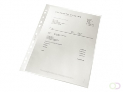 Pochette Leitz 4791 4 perforations PP 0.09mm recycle