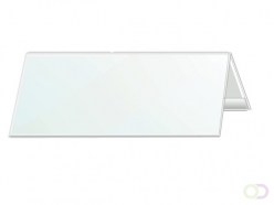 Porte-noms Durable 8053 105x297mm transparent