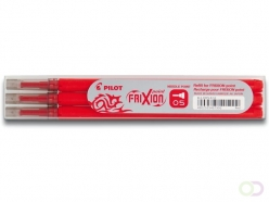Recharge Roller Pilot FriXion Hi-Tecpoint 0,3mm Rouge