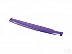 Repose-poignets clavier Fellowes Crystals gel violet