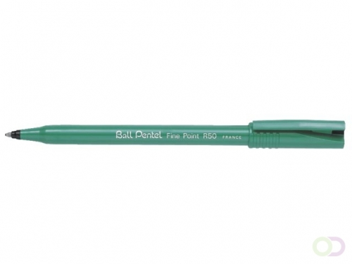 Roller Ball Pentel R50 0,4mm noir