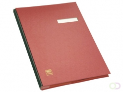 Signataire Elba 41403 A4 rouge