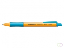 Stylo Bille Stabilo Pointball 0,5 mm Turquoise