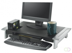 Support moniteur Fellowes Office Suite Riser grand noir/gris
