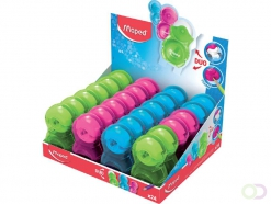 Taille-crayon/gomme Maped Loopy assorti