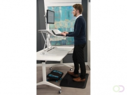 Tapis repose-pieds Fellowes ActiveFusion noir