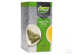 Thé Pickwick Master Selection Green Pure 25 sachets de 1.5g