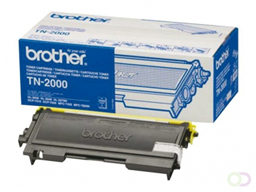 Toner Brother TN-2000 noir
