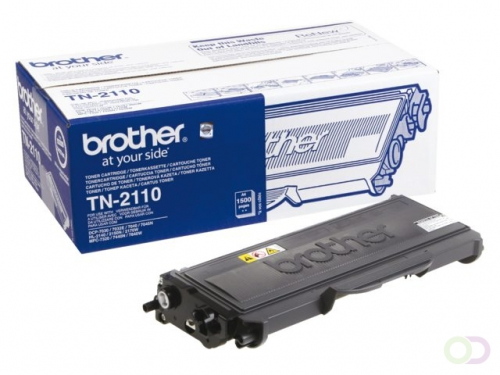 Toner Brother TN-2110 noir